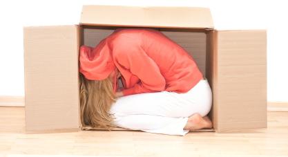 woman box cropped iStock_000018366548XSmall